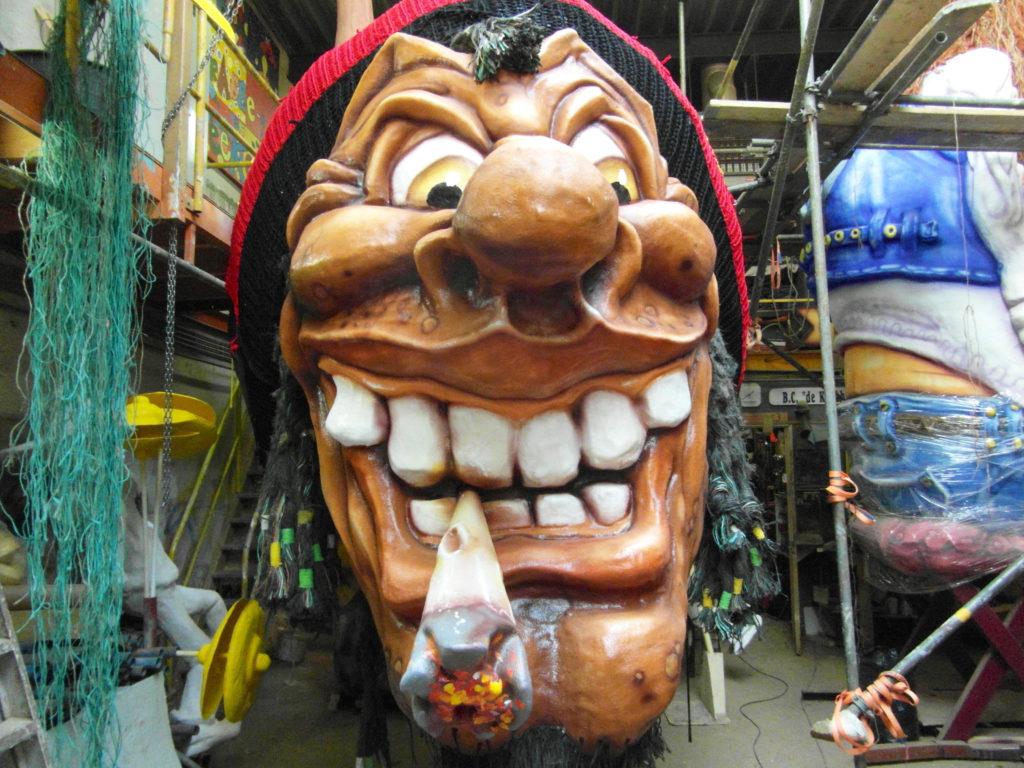 Carnavalswagens Bergen op Zoom
