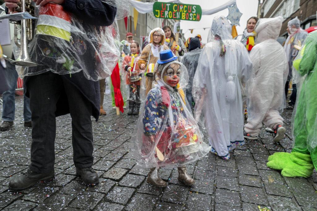 Jeugdoptocht Carnaval