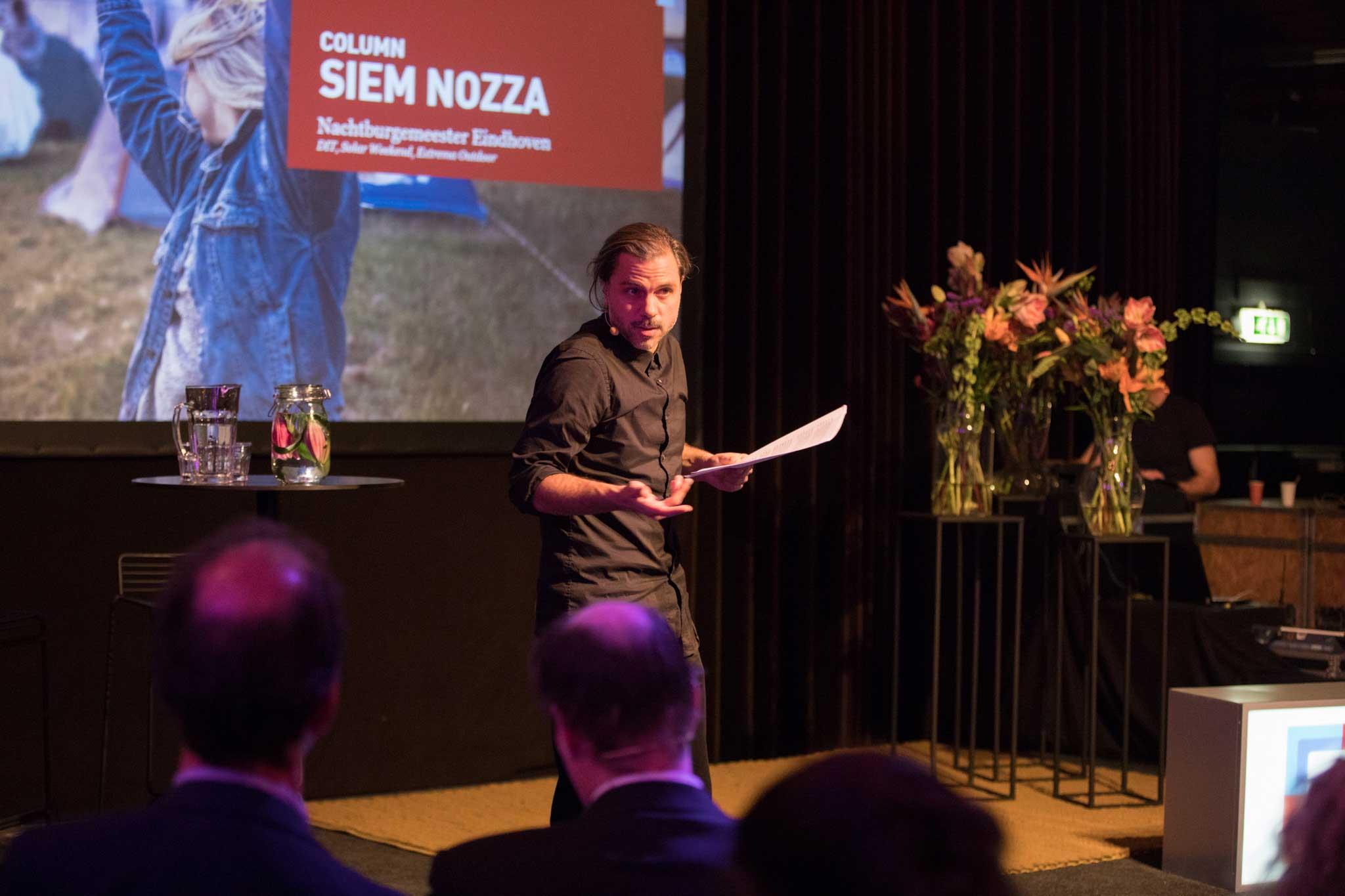 FunX: Siem Nozza over festivalisering